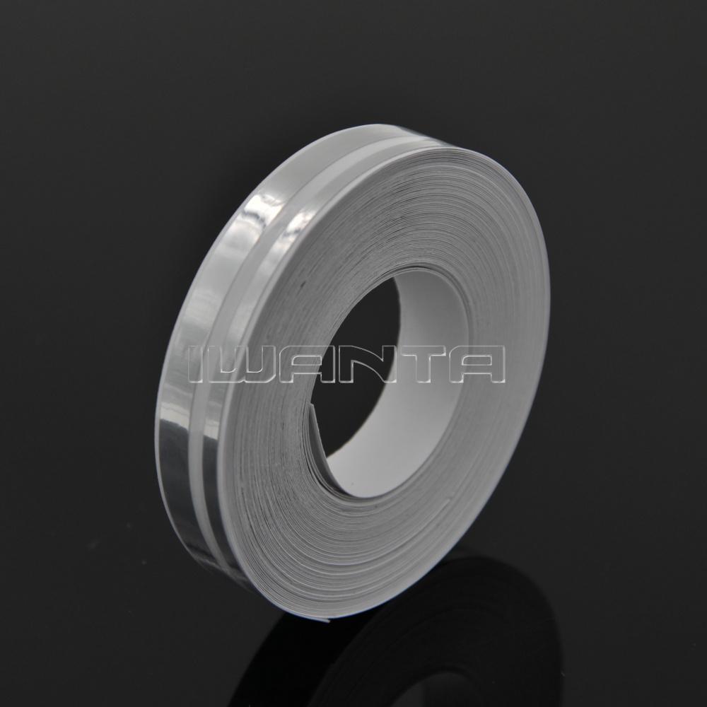 Chrome 12mm Pinstripe Pin Stripe Decal Vinyl Tape Sticker